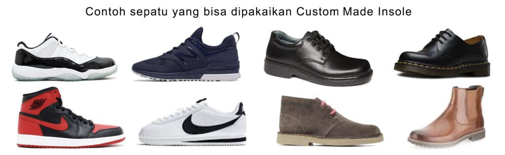custom made insole