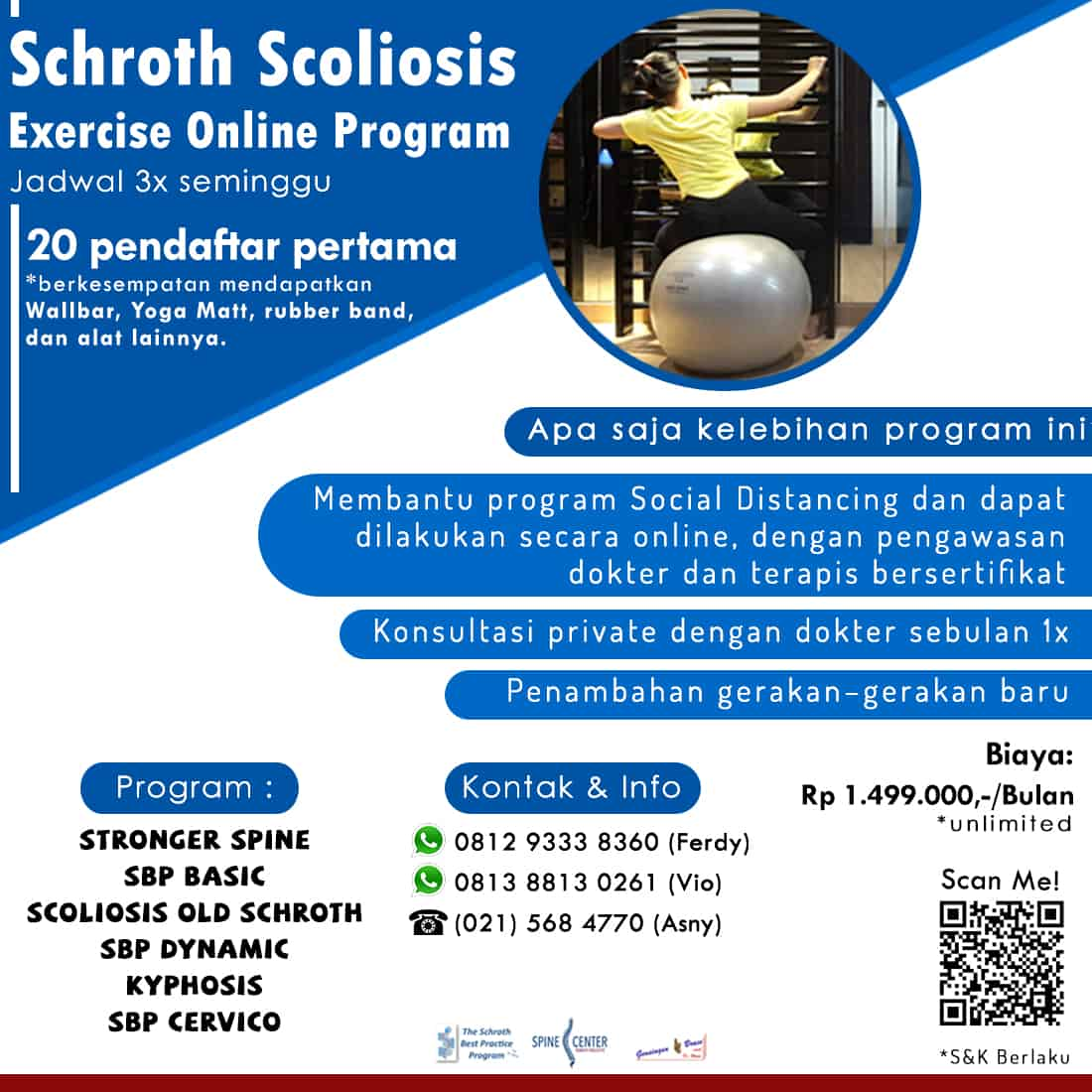 Schroth Exercise