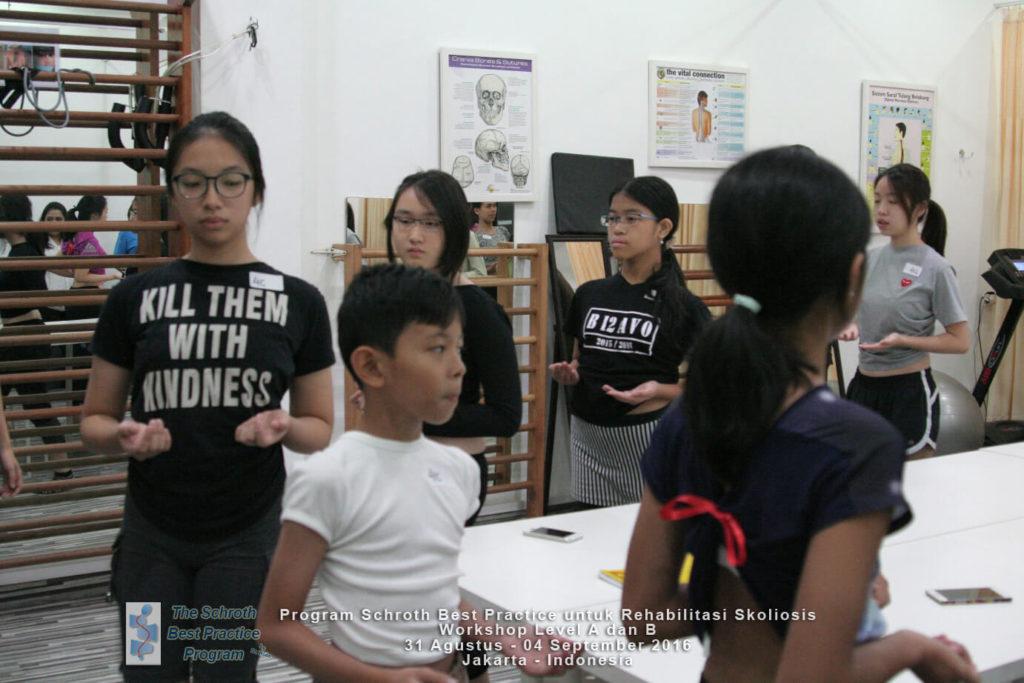 Workshop Schroth Best Practice di Jakarta