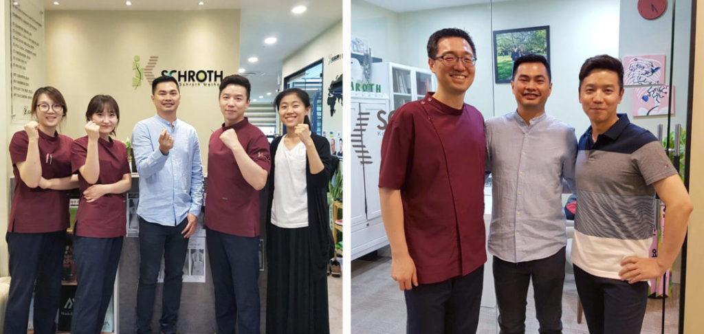 Menolong Pasien Scoliosis di Korea Selatan dengan Brace GBW