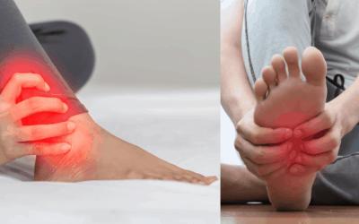 4 Gejala Penyakit Akibat Nyeri Pergelangan Kaki atau Telapak Kaki
