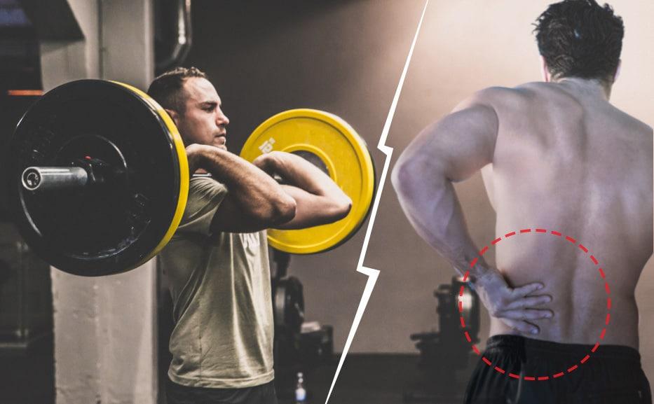 Apakah olahraga angkat beban (weight lifting) berbahaya untuk penderita nyeri punggung bawah (low back pain)?